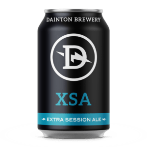 Dainton Brewery XSA Extra Session Ale