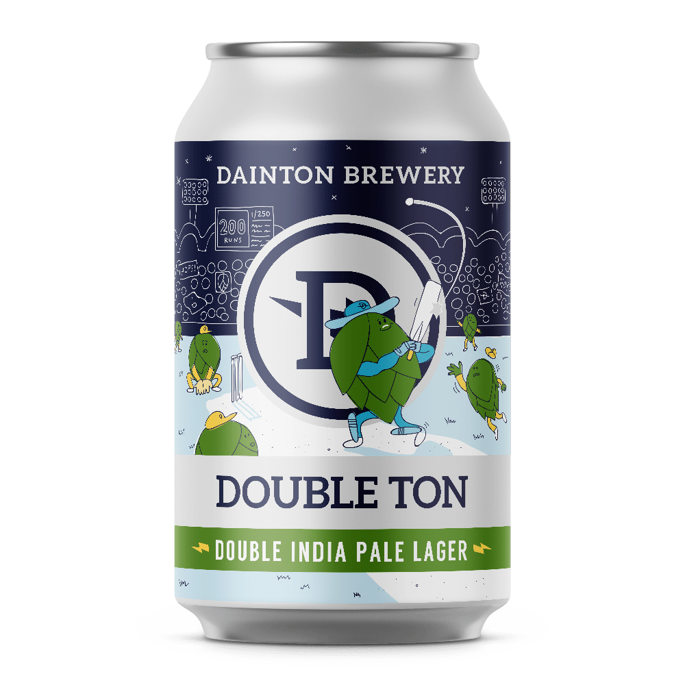 Dainton Brewery Double Ton Double India Pale Lager