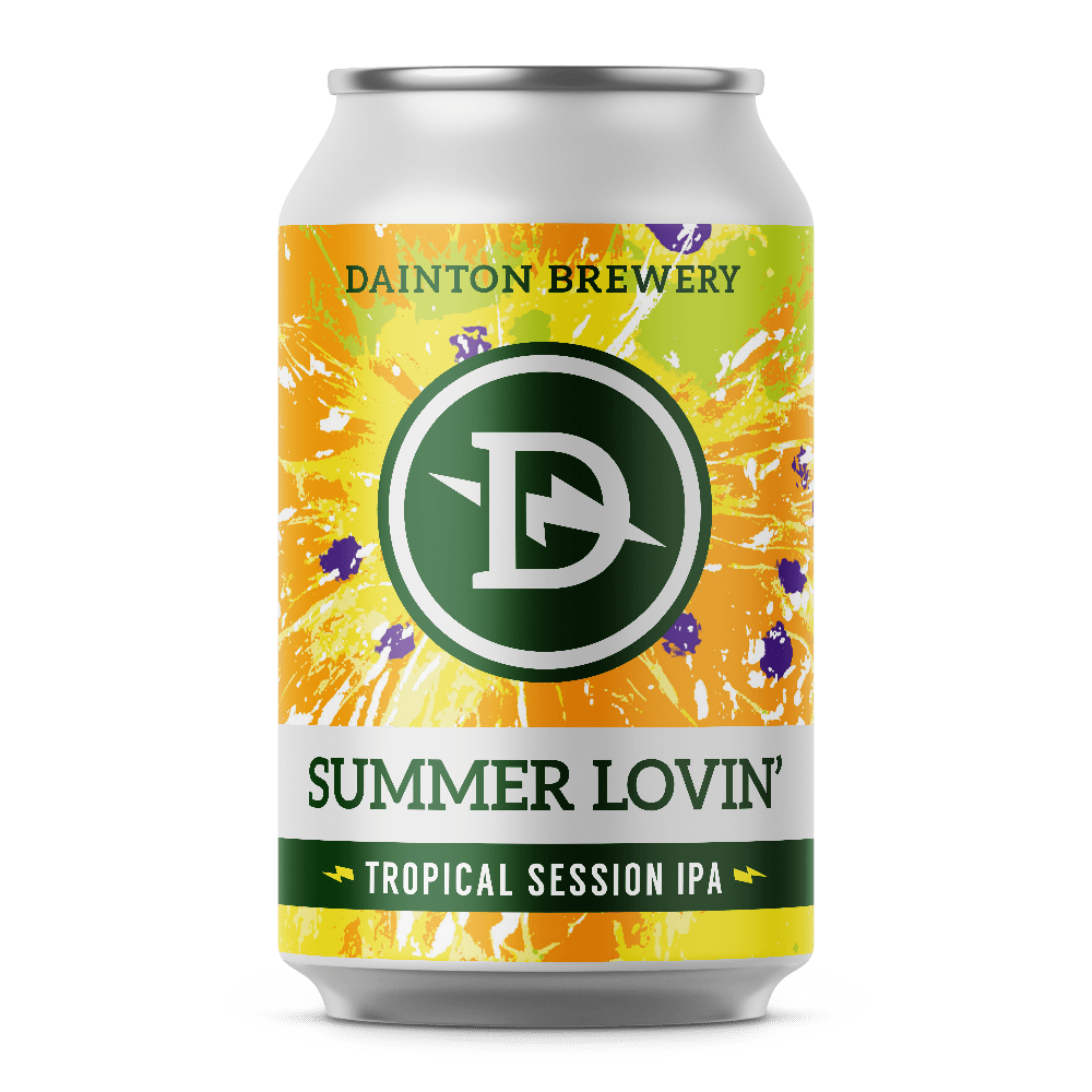 Dainton Brewery Summer Lovin' Tropical Session IPA