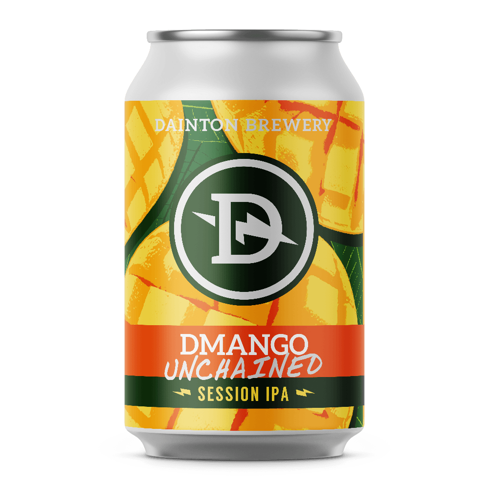 Dainton Brewery Dmango Unchained Session IPA