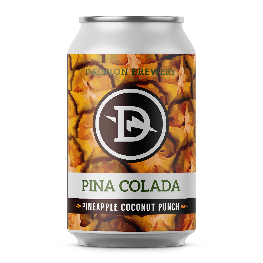 Dainton Brewery Pina Colada Pineapple Coconut Punch