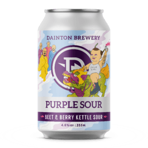 Dainton Brewery Purple Sour Beet & Berry Kettle Sour