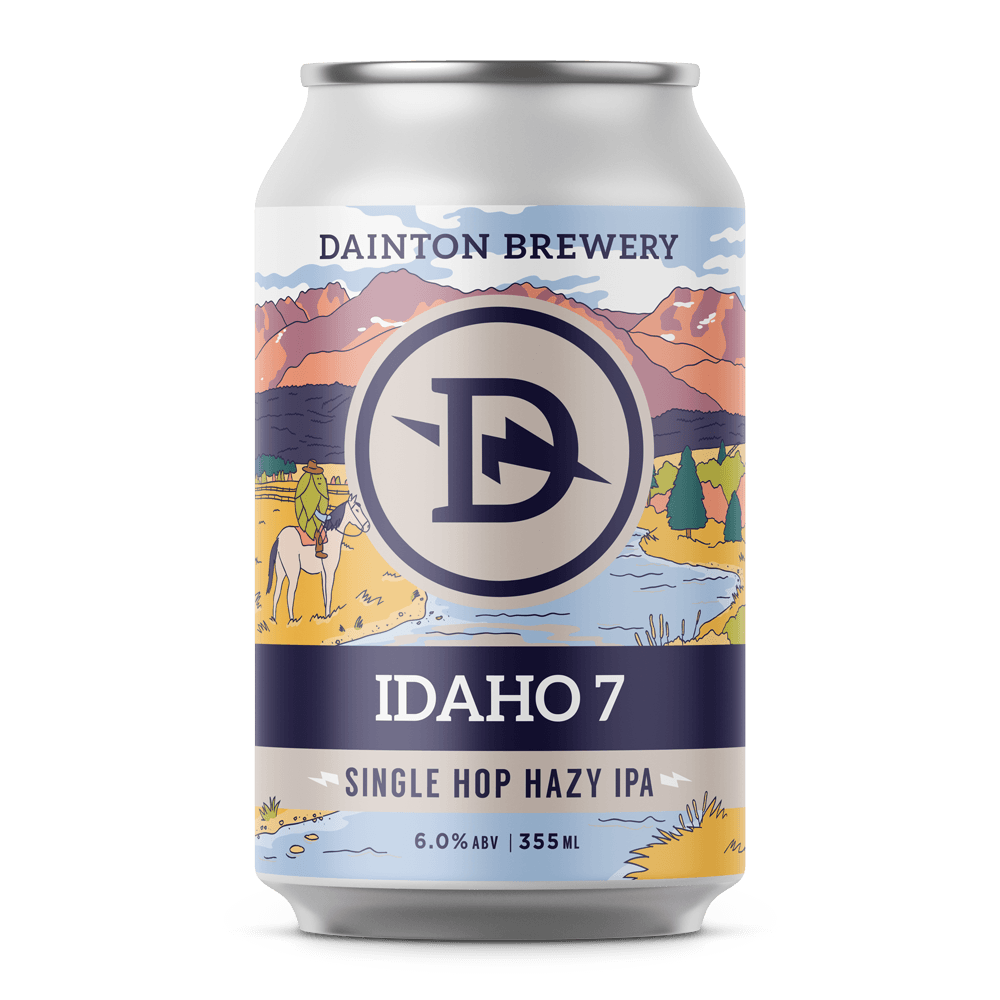 Idaho 7 Single Hop Hazy IPA