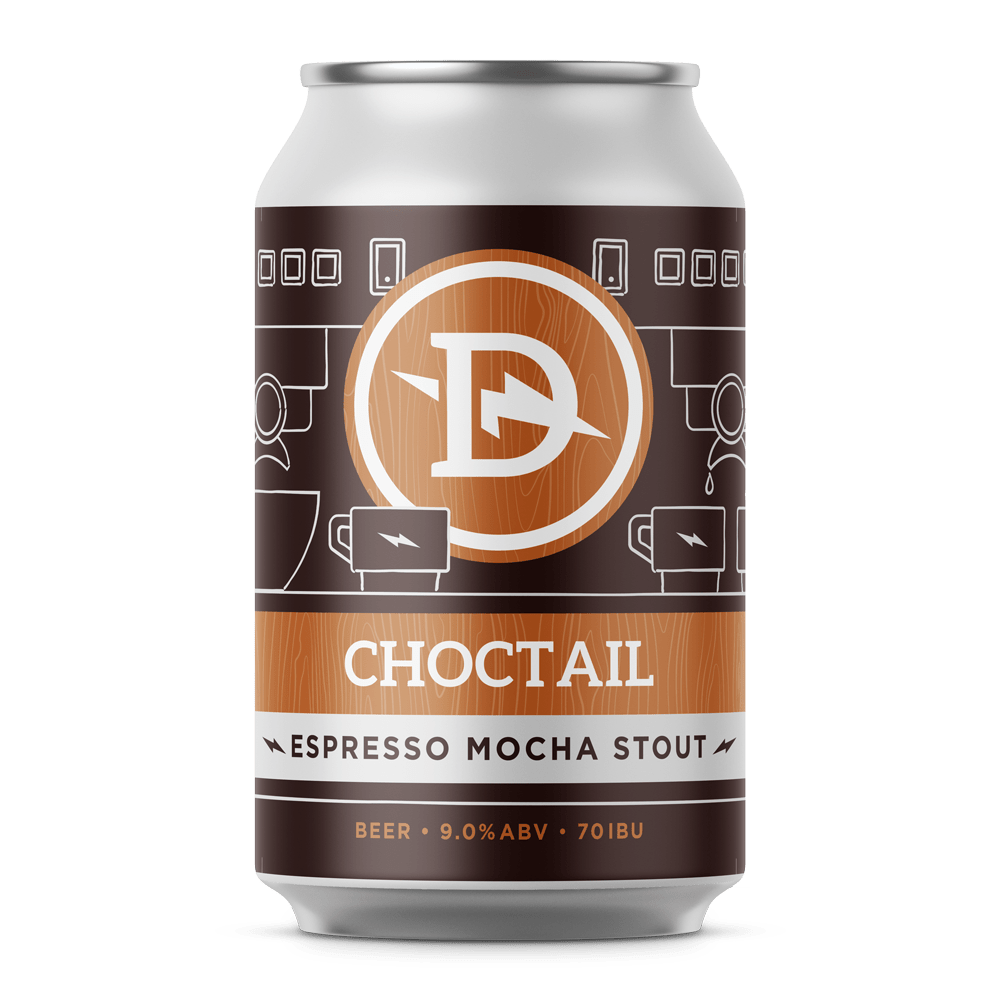 New Choctail Can