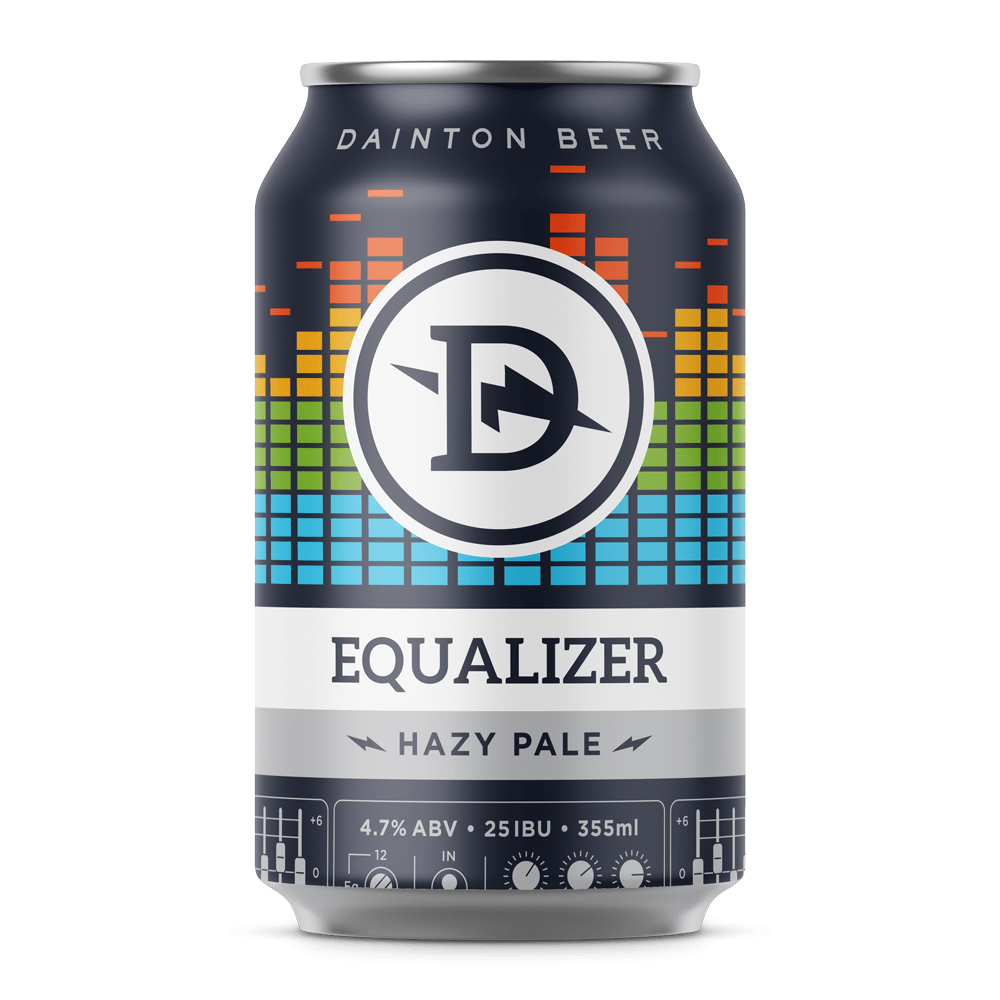 Dainton Equalizer 355ml can