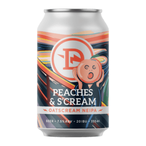Peaches and Scream Can