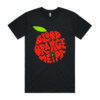 Black Blood Orange Tee