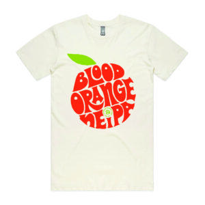 Natural Blood Orange Tee