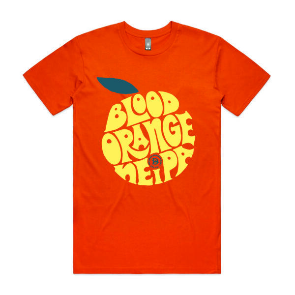 Orange Blood Orange Tee