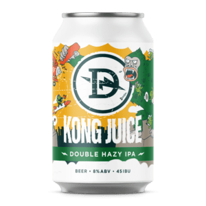 Kong Juice Double Hazy IPA Can