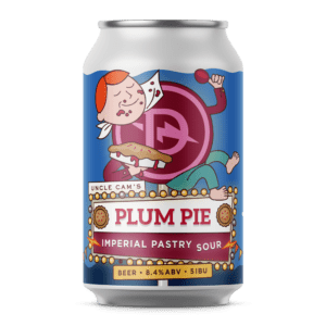 Plum Pie Imperial Pastry Sour Can