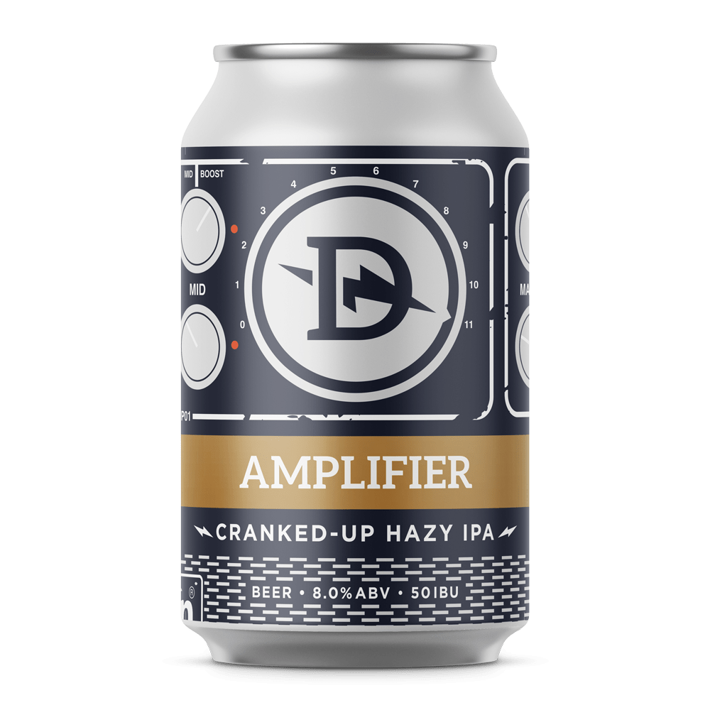 Amplifier Can